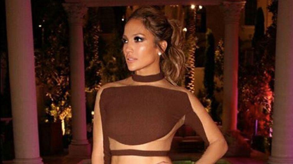 Así celebró Jennifer Lopez sus 47 años rodeada de VIPs