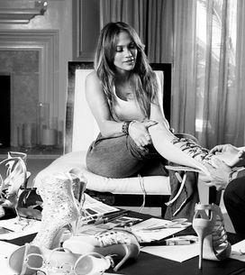 Jennifer Lopez lance sa collection capsule