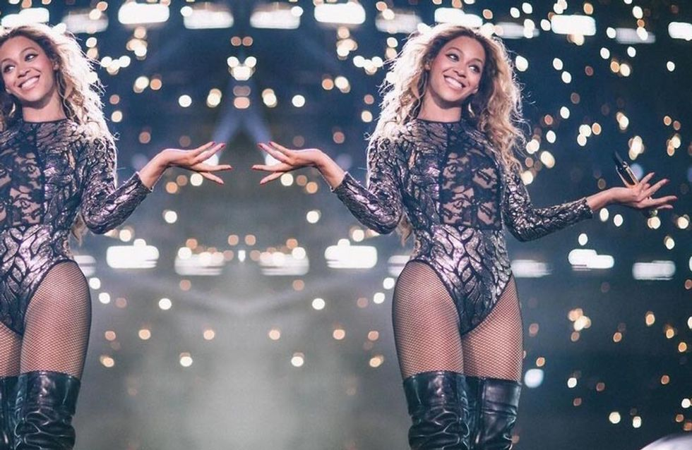 The Three Moves That Will Give You Beyonce Thighs