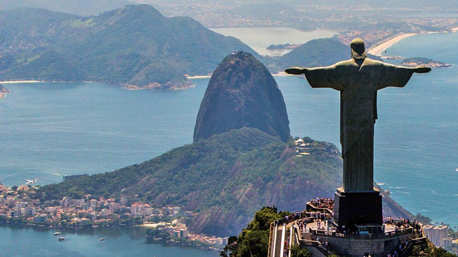 20 instantáneas de Brasil que te harán querer viajar allí inmediatamente