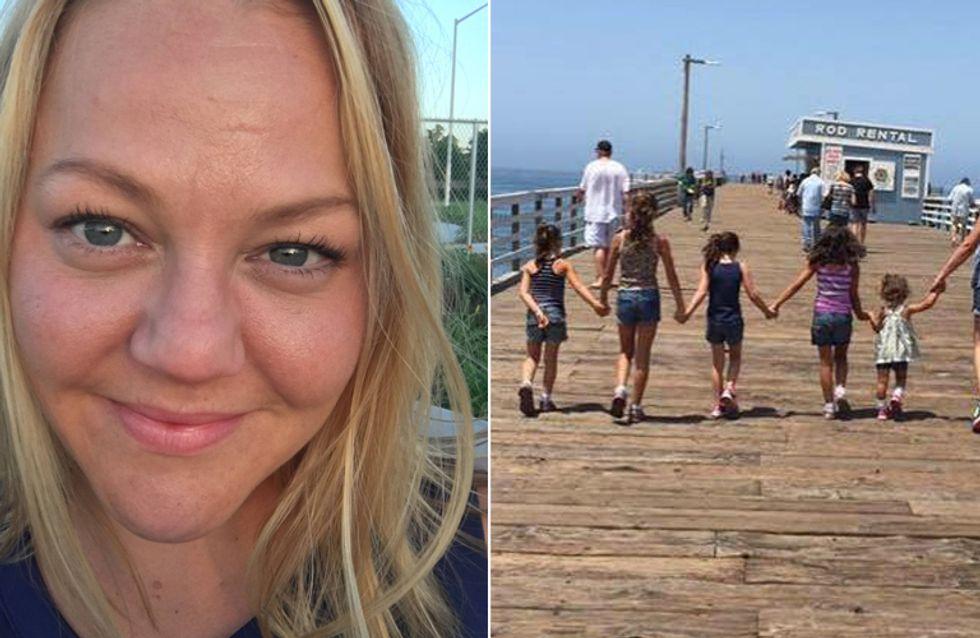 6 Schwestern sollten voneinander getrennt werden. Diese Frau zögerte nicht, sie zu retten!