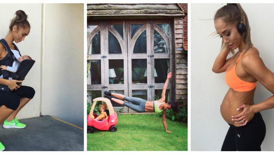 Quando il fitness diventa un'ossessione: ecco le #fitmom