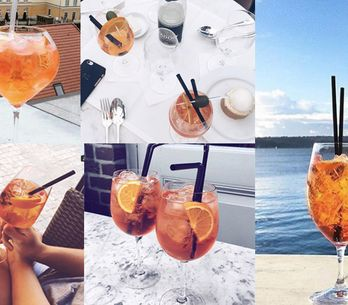 6 Refreshing Ways To Drink Your Aperol This Summer