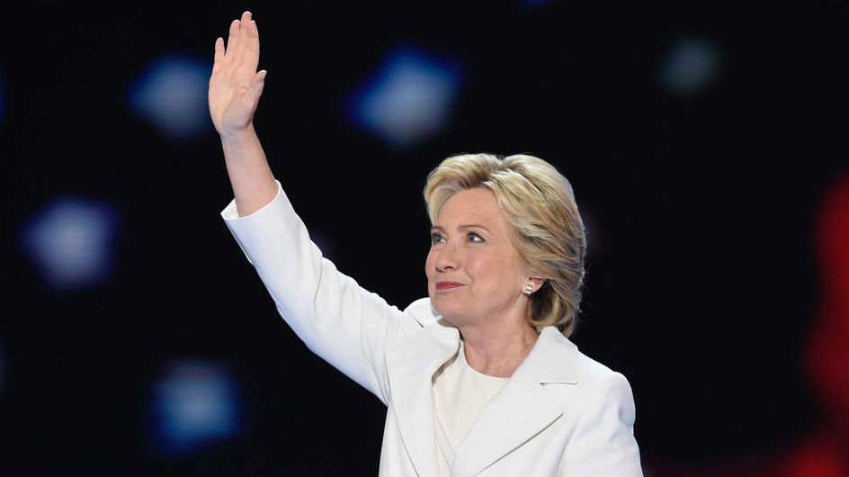 """Hillary Clinton vuelve a hacer historia: """"Seré presidenta de los que me voten y de los que no"""""""