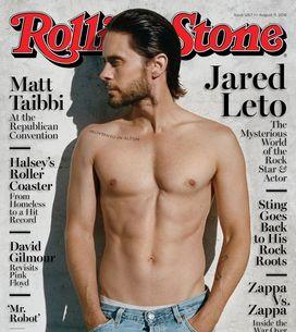 Jared Leto se desnuda y habla sobre sus problemas con las drogas