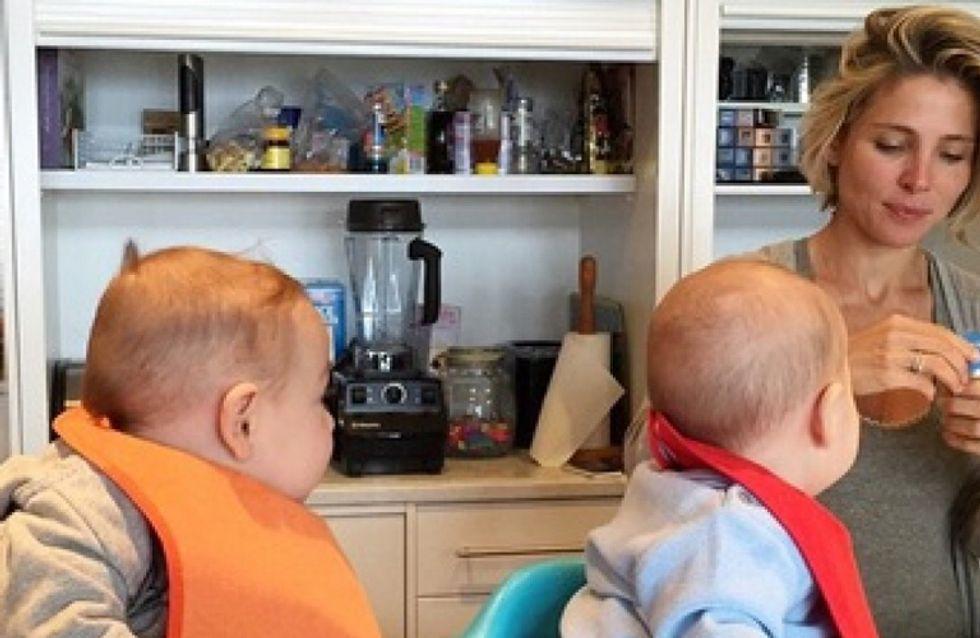 ¡Celebri-twins! Famosos que tuvieron gemelos o mellizos