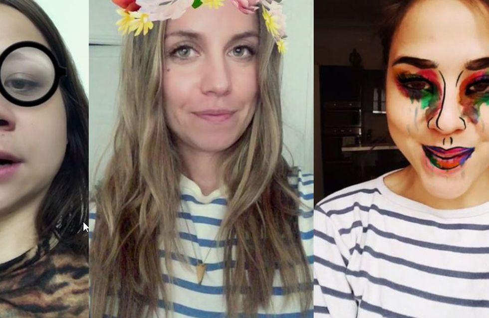Un court métrage réalisé sur Snapchat dénonce avec humour la misogynie des femmes