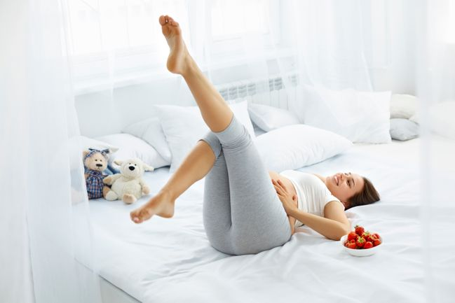 suggerimenti per perdere peso dopo un taglio cesareo