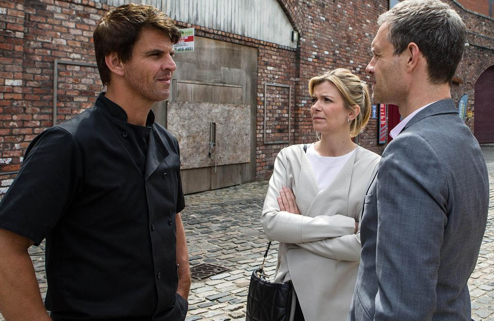 Coronation Street 08/8 - Revenge is a dish best served cold for Nick
