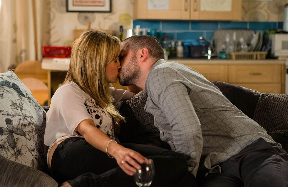 Coronation Street 12/8 - Maria's good intentions backfire on Kate