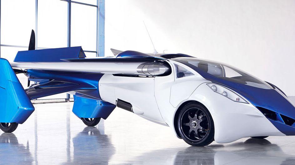 """AeroMobil 3.0: el coche volador que """"despegará"""" muy pronto"""