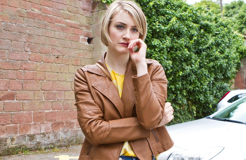 Hollyoaks 11/8 - Amy arrives in the village
