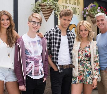 Hollyoaks 12/8 - The Nightingale family descend into chaos
