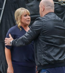 Eastenders 08/8 - Grant opens up to Sharon