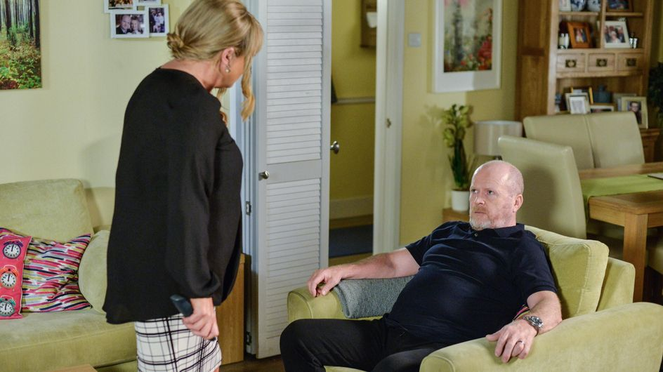 Eastenders 11/8 - Tensions continue to simmer for the Mitchell family