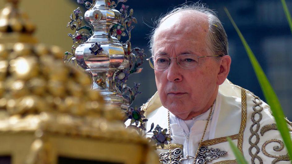"""El arzobispo de Lima justifica los abusos sexuales: """"La mujer se pone como un escaparate"""""""