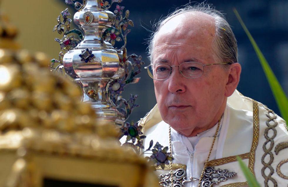El arzobispo de Lima justifica los abusos sexuales: La mujer se pone como un escaparate