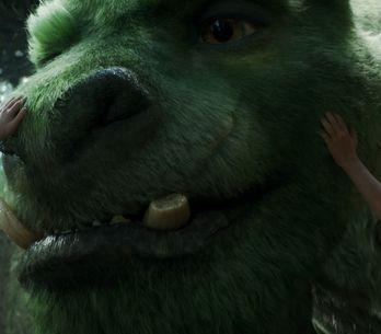 Peter et Elliott le dragon, une belle histoire d'amitié entre un petit garçon et