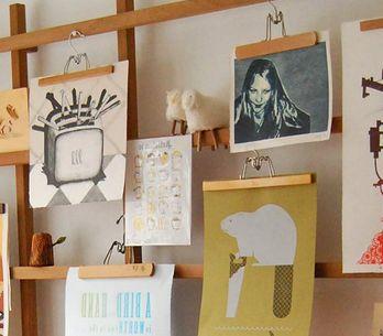 ¡Sácales partido! 20 ideas originales para reutilizar y decorar con perchas