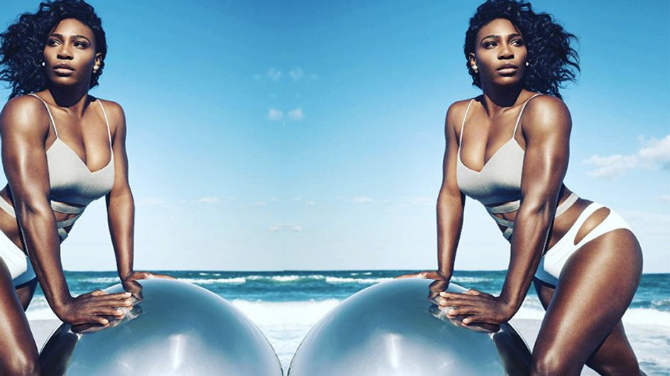 Strong Is Sexy: Serena Williams' Inspiring Message About Body Shaming
