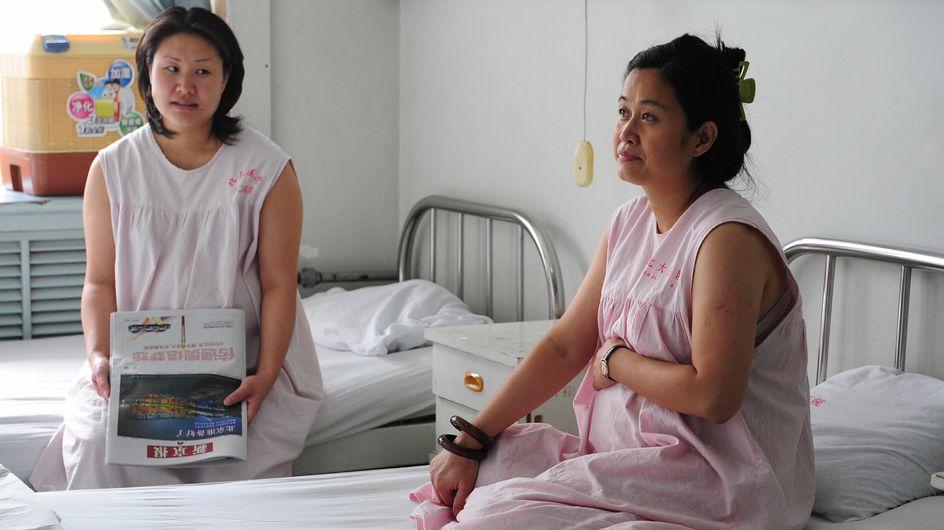 A 8 mois de grossesse, cette Chinoise doit choisir entre garder son emploi ou son bébé