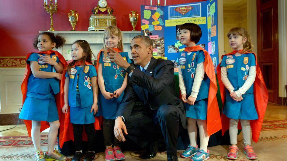 Obama outet sich als Feminist: Auch Männer müssen gegen Sexismus vorgehen