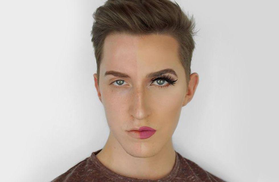 Ces mecs qui ont des choses à nous apprendre en matière de make-up