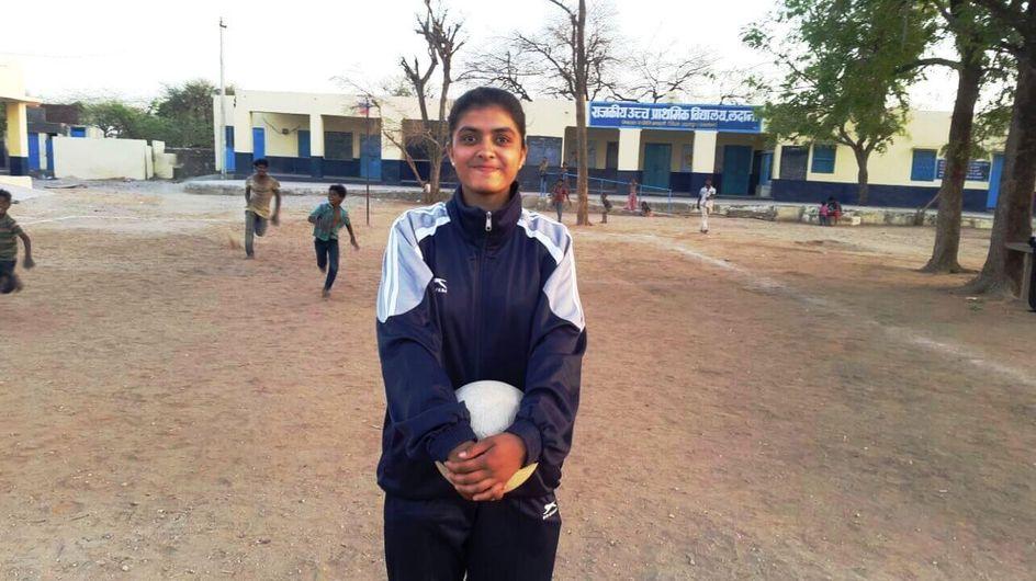 Femme de la semaine : Chanda Jat, qui se bat pour l'éducation des Indiennes après avoir échappé à un mariage précoce
