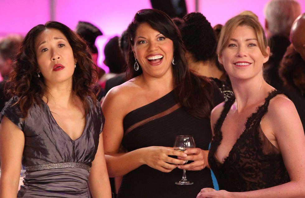 Vous ne devinerez jamais quelle actrice de Grey's Anatomy est enceinte (Photos)