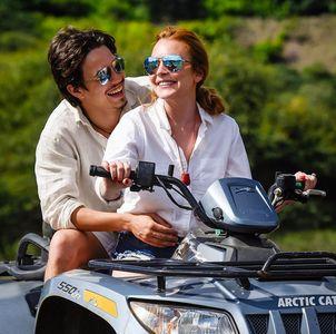 Lindsay Lohan et Egor Tarabasov