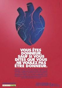La campagne de sensibilisation de l'Agence de biomédecine