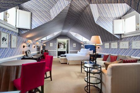 Suite de Villa Padierna Thermas Hotel