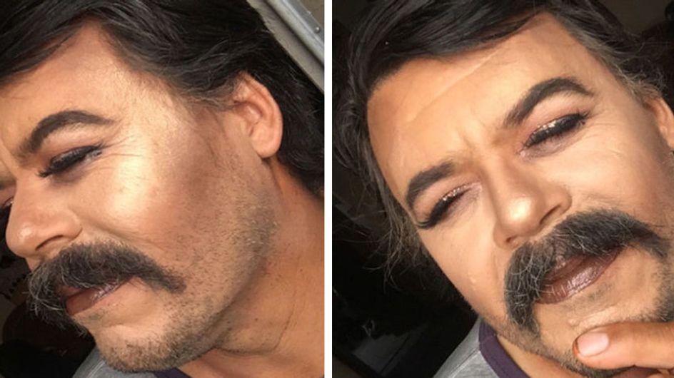 Der wohl coolste Papa der Welt: Dieser Vater lässt sich von seiner Tochter ein Makeover geben