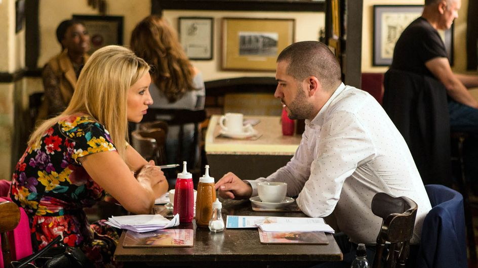 Coronation Street 19/8 - Mum's the word for Michelle