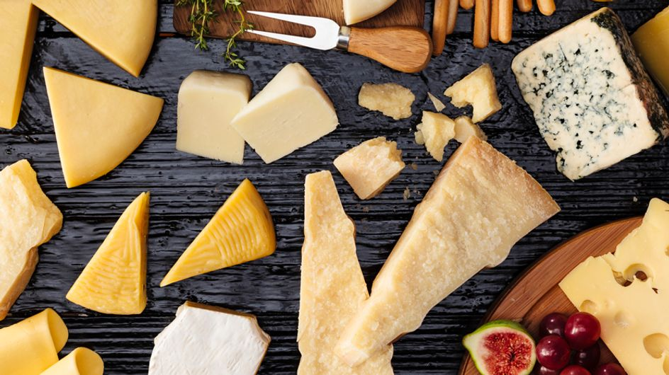 ¡No es pasta todo lo que reluce! Descubre el universo de los quesos italianos