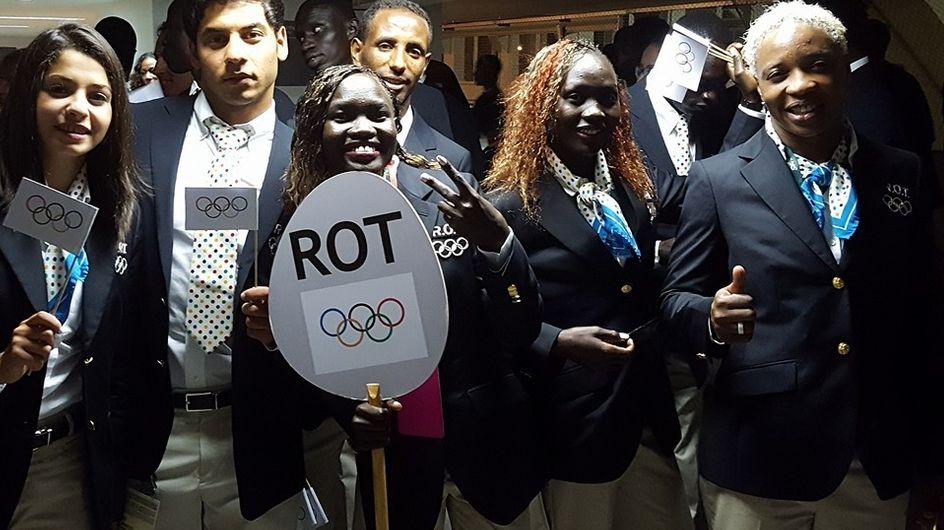 JO 2016 : Qui sont les athlètes de l'équipe des Réfugiés ?