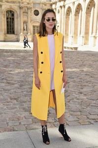 Como vestir amarelo