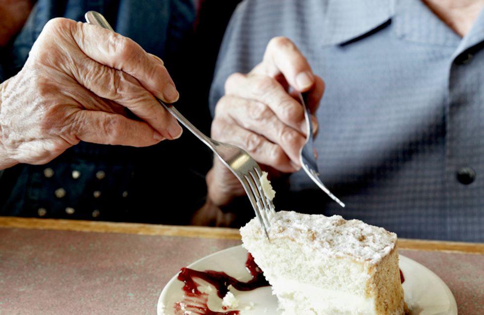 ¡No te pierdas el precioso gesto de la policía italiana con esta pareja de ancianos!
