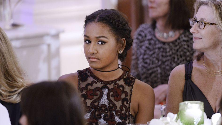 Le petit job d'été de la fille de Barack Obama prouve que c'est une ado comme les autres