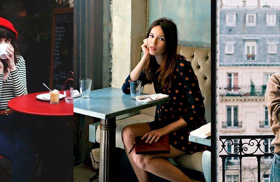 Roube o look das francesas mais estilosas do Pinterest