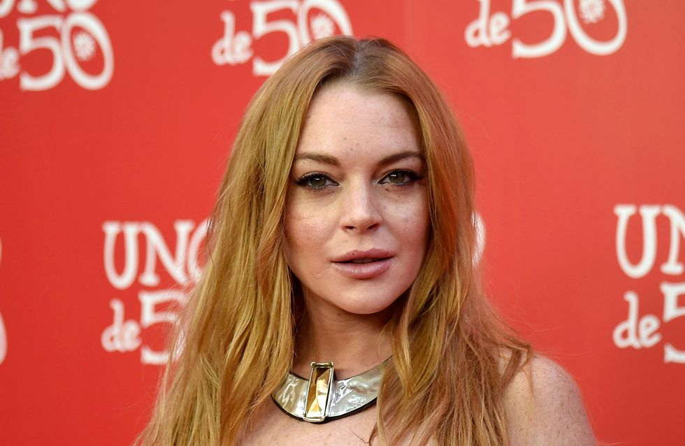 Lindsay Lohan, de niña prodigio a joven rebelde sin remedio
