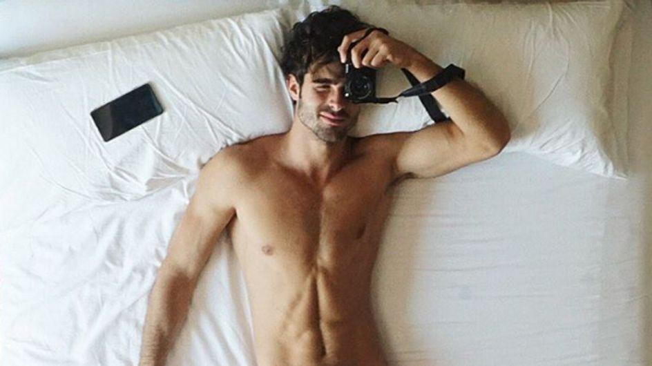 Juan Betancourt, el modelo que se posiciona como nuevo yerno de Mariló Montero