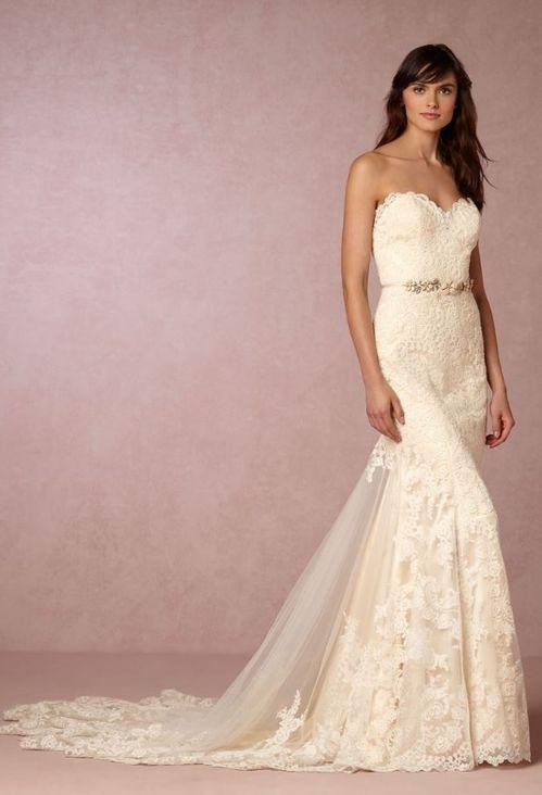 Hochzeitskleider Jungfrau