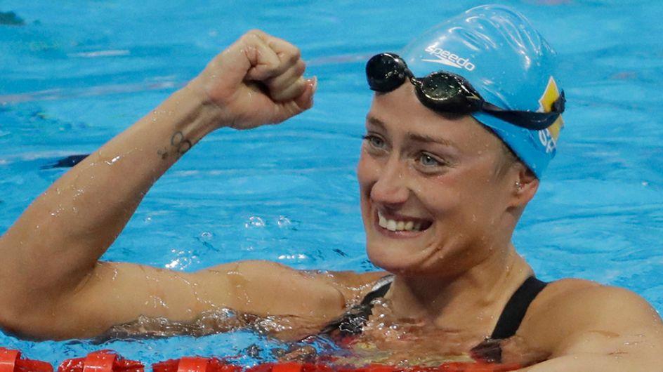 5 razones por las que Mireia Belmonte es la mejor nadadora española de la historia