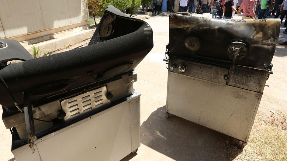12 nouveaux-nés meurent dans l'incendie d'un hôpital à Bagdad