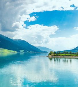 No creerás que existen: los 10 lagos más increíbles del mundo