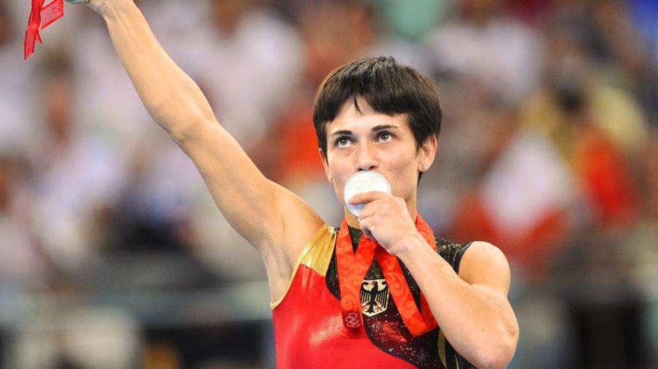 "Oksana Chusovitina, la gimnasta más ""longeva"" de la historia de los Juegos Olímpicos"
