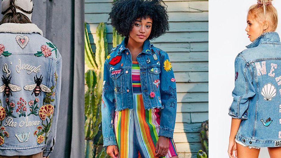 Peça da vez: jaqueta jeans em composições nada óbvias