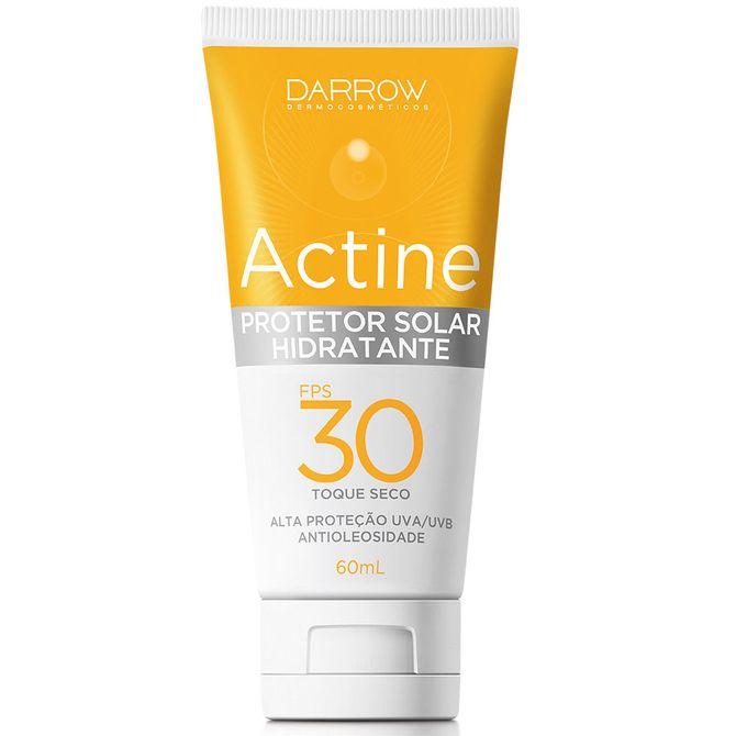 Actine Protetor Solar FPS 30, Darrow, R$ 40