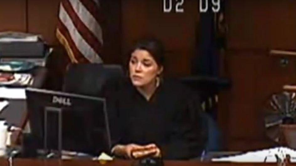 Qui est Amber Wolf, la juge américaine qui nous redonne foi en l'humanité ? (Vidéo)